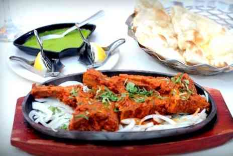 Aspects at The Plough - Indian and English Cuisine For Two - Save 64%