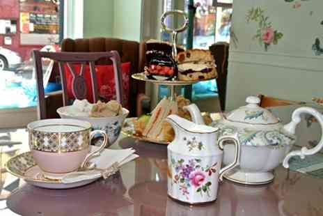 Vinteas - Vintage Afternoon Tea - Save 50%