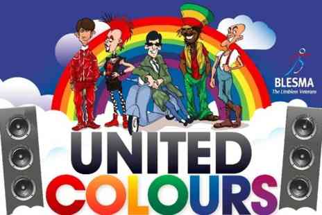 United Colours of Music Festival - Entry Tickets - Save 51%