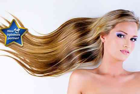 Perrys Hairdressing - Finish intensive hydrating treatment and a full head of foils - Save 71%