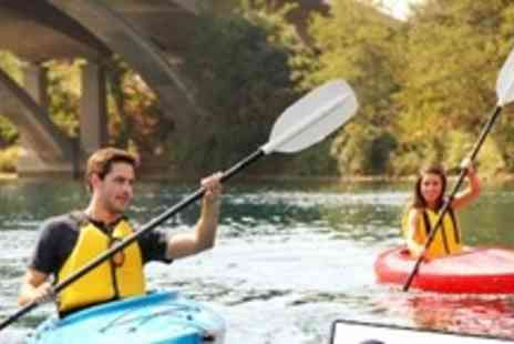 London Kayak Tours - Christmas Themed Kayak Tour on The Regents Canal With Mulled Wine - Save 53%