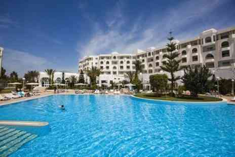 Just Sunshine - In Tunisia Seven Night All Inclusive 5star Stay With Flights For Two - Save 32%