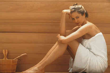 The Wright Way - Half Day Pamper Package with Hot Stone or Aromatherapy Massage - Save 75%