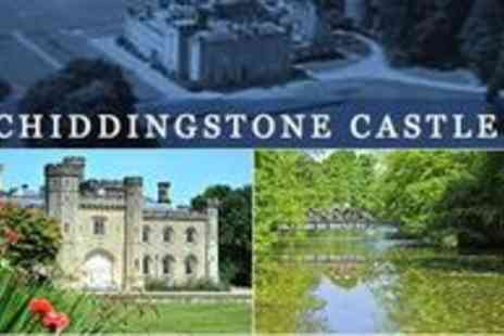 Chiddingstone Castle - Tickets With Lots Of Exciting Family Activities - Save 50%