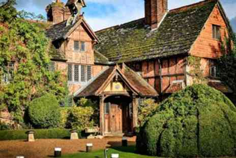 Langshott Manor - In Surrey Luxury Hotel Stay with 5 Course Dining - Save 55%