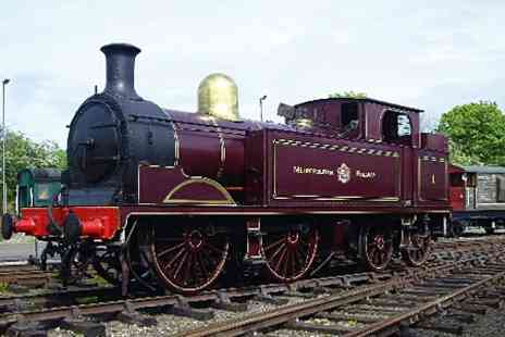Buckinghamshire Railway Centre - Family Entry - Save 56%