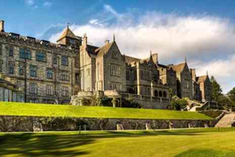 Bovey Castle - Jaw Dropping 5 Star Dartmoor Escape with Fine Dining - Save 47%