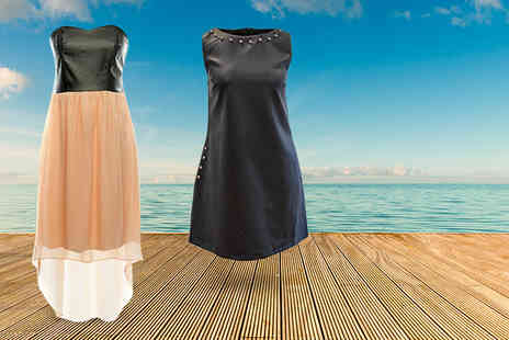iKRUSH - Fashionable summer dress in a choice of styles - Save 69%