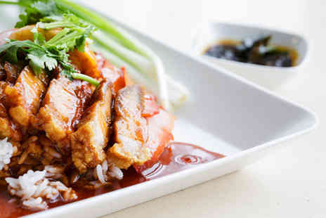The New Capital - Four course Chinese banquet for 2 - Save 55%
