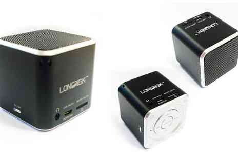 Londisk - Bluetooth Mini Speakers Londisk - Save 50%