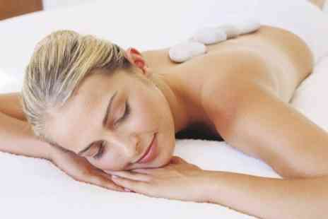 Time beauty - Choice of Treatment such as Massage for One Plus Spa Access - Save 52%