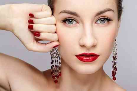 Simply Beauty - Shellac Nails or Elemis Taster Facial - Save 57%