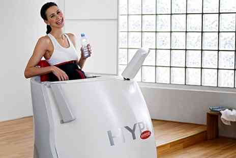 Hypoxi Studios - Three Therapy Sessions - Save 21%