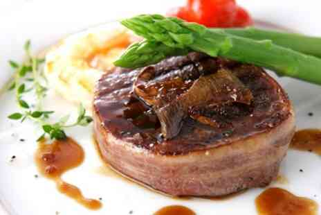 Edwards Bar & Restaurant - Two Course Lunch With Wine - Save 64%