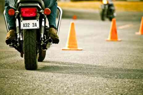 Bikerite - One Day CBT Motorcycle Course - Save 55%