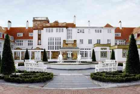 Turnberry Resort - In Ayreshire Coast One Night 5star Stay For Two With Golf Round or Spa Treatment - Save 52%