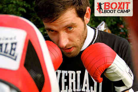 Boxit Boot Camp - Five Boxing Boot Camp Sessions - Save 73%