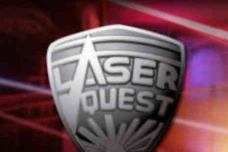 Laser Quest Sheffield - Childrens laser quest party - Save 68%