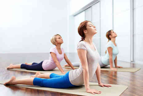 Fitnessonfire Hot Yoga - Ten Hot Yoga Classes - Save 76%