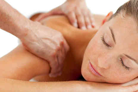 Anatomy Chester - Sports Deep Tissue  or Aromatherapy Massage - Save 53%