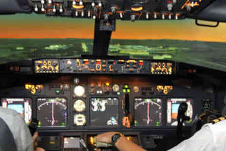 Jet Simulation - Authentic Flight Simulation Experience - Save 10%