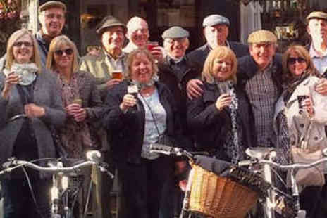 Tally Ho Cycle Tours - Vintage Bicycle Tour of Central London - Save 10%