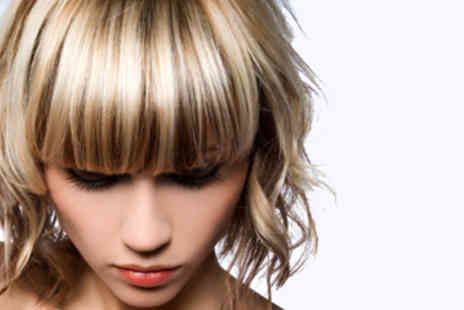 Best Nails & Hair - Half Head of Foils with Wash Cut and Blowdry  - Save 52%