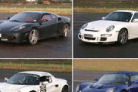 Supercar Sessions - Supercar experience - Save 70%