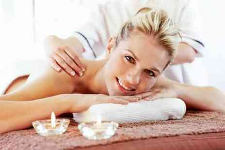 HypoLipo - Hot Stone Facial, Manicure and Choice of Massage - Save 54%