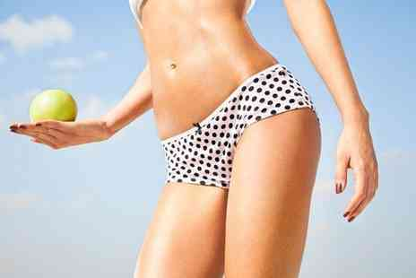 Good Vibrations - Four Ultrasonic lipo treatments - Save 75%