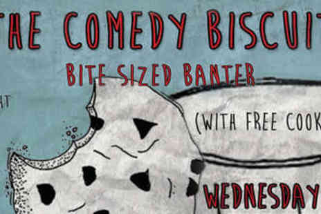 The Comedy Biscuit - Two Tickets for The Comedy Biscuit in Soho with Five Bottles of Beer - Save 50%