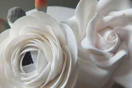 Sweet As Sugar Cakes - Rose Decorating Cake Workshop - Save 61%