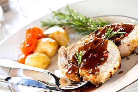The Ropery - Sunday Roast with all the Trimmings for Four People - Save 57%