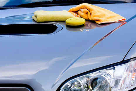 LJD Valet - Wash Dry Hoover and Spray Wax for Car - Save 59%