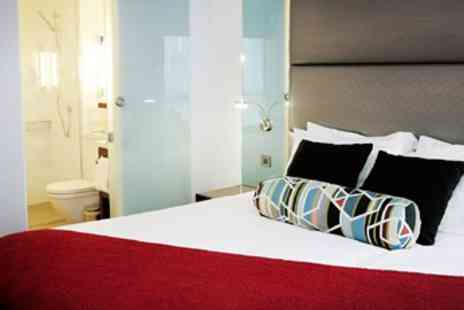 Sandman Signature Hotel - Deluxe Newcastle Hotel with Upgrade & Bubbly - Save 56%