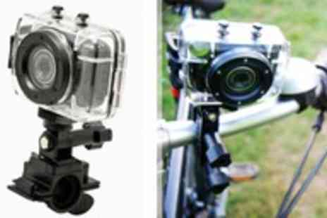 TEK UK - Tek uk Dvr Xtreme action adventure camera - Save 54%