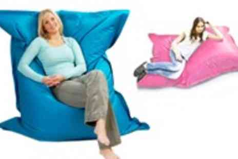 Love Your Bean Bag - Giant beanbag - Save 76%
