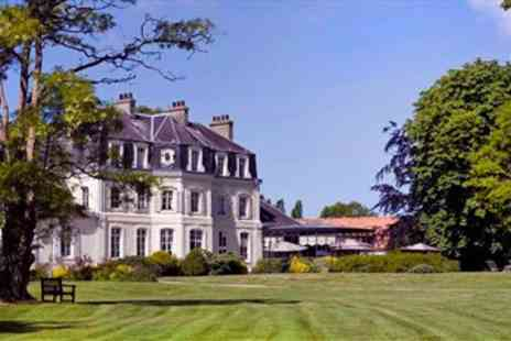 Hotel Chateau Clery - French Chateau Stay Nr Calais with Cocktails & Breakfast - Save 34%
