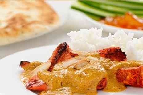 Silsila Tandoori - Two Course Indian Meal For Two Plus Sides - Save 60%