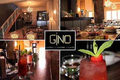 Gino - Five cocktails - Save 50%