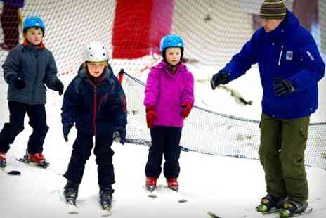 Snow Factor - Two Hour Pass With Equipment Hire - Save 58%