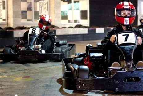 Ace Karting Plus - Go Karting  60 Laps For One or Two - Save 41%