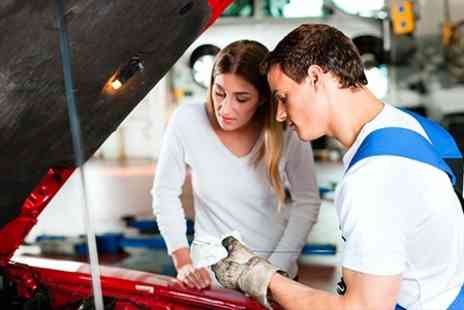 BVS Mechanics - Car Service With Mini Valet Plus Oil and Filter Change - Save 38%