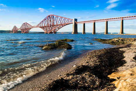 Queensferry Tours - 90 minute historic Queensferry walking tour for 2 - Save 55%
