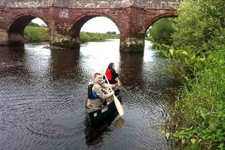 Chester Kayak Hire - Two Hour Guided Canoe Trip Plus Pub Lunch - Save 58%