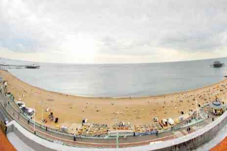 Hotel Umi Brighton - In Brighton One Night Stay For Two With Breakfast - Save 38%
