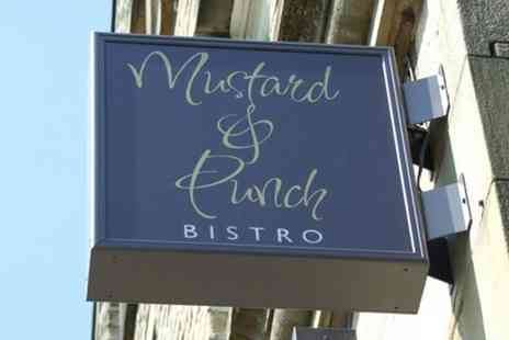 Mustard & Punch Bistro - Tasting Menu for Two in Holmfirth - Save 63%