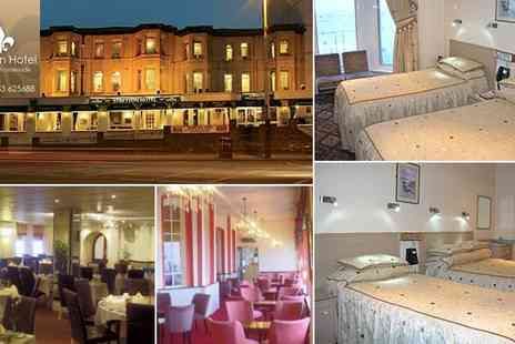 Stretton Hotel - In Blackpool One Night Stay For Two - Save 53%