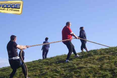 Hodge Health and Fitness - 9 Sessions of Boot Camp Bristol - Save 67%