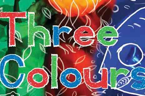 Polka Theatre - Three Colours A Magical Theatre Show For Kids - Save 35%